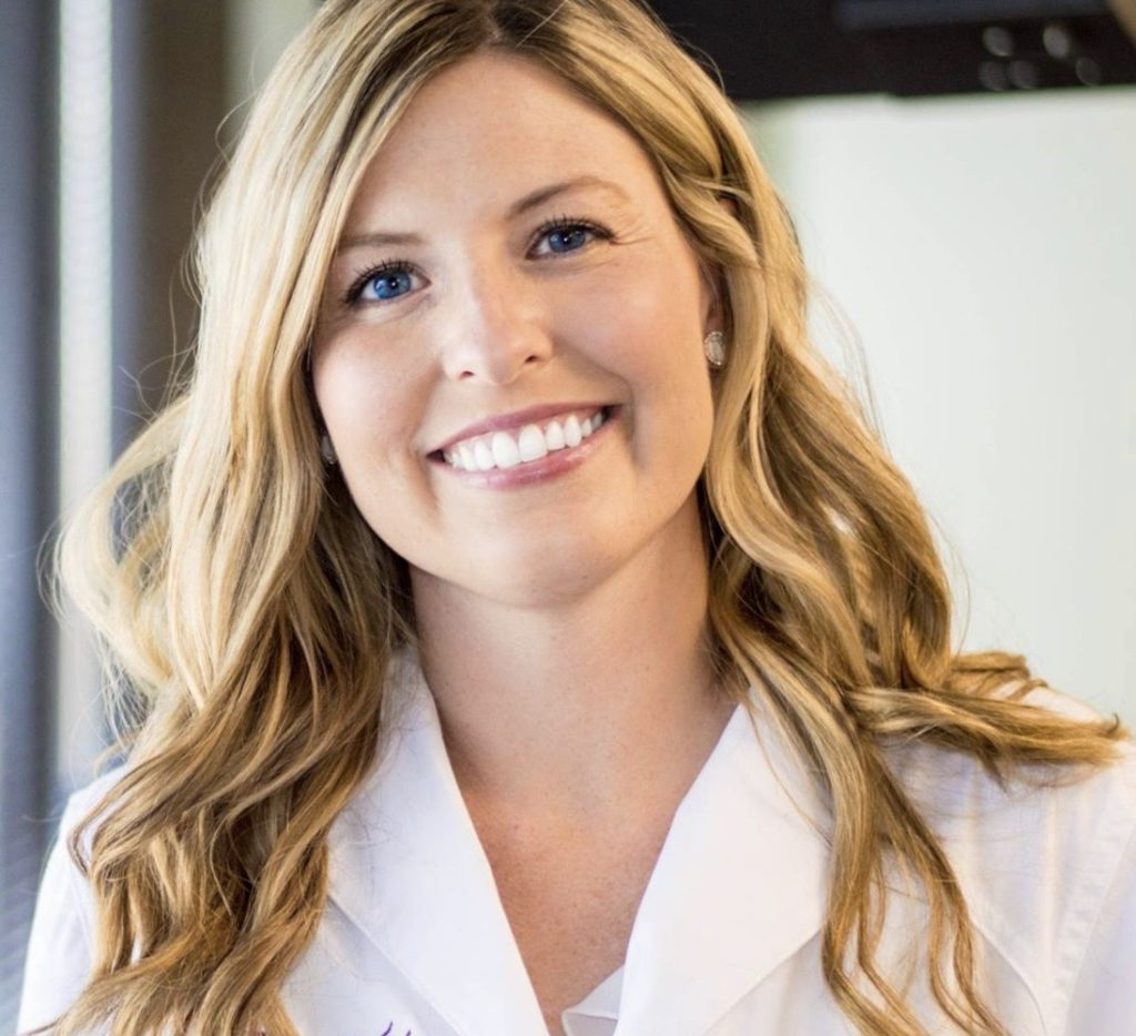 Dr Angel Hale at Overland Park Dentistry